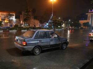 محدودیت تردد شبانه از امشب در زنجان اجرا میشود