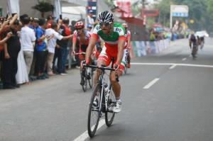پیش بینی دوچرخه سوار ایرانی از نتیجهاش در المپیک توکیو
