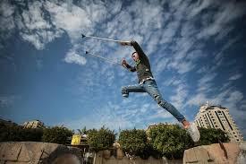 کوهنوردی پسر ایرانی با یک پا، جهان را شگفتزده کرد!