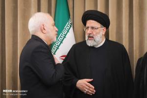 واکنش ظریف به پیروزی رئیسی در انتخابات: کشور را به خوبی اداره خواهد کرد