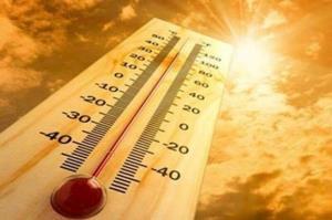 کردستان دمای ۴۵ درجه را تجربه کرد