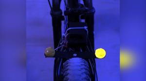 نحوه ساخت چراغ راهنما برای دوچرخه