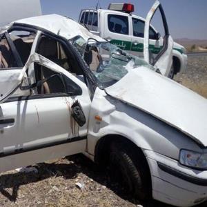 نجات ۵۲ نفر از مصدومان سوانح ترافیکی در ۷۲ ساعت گذشته