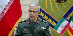 سرلشکر باقری: ایران دشمن را مات و مبهوت کرد