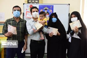 ۶۳ درصد مردم خراسان شمالی در انتخابات شرکت کردند