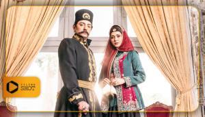 تصویری از نامادری ناصرالدین شاه در سریال «جیران»