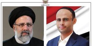 پیام تبریک رئیس شورای عالی سیاسی یمن به رئیسی