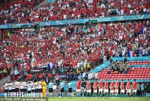 رکورد تعداد تماشاگر در ورزشگاه پس از شیوع کرونا شکسته شد