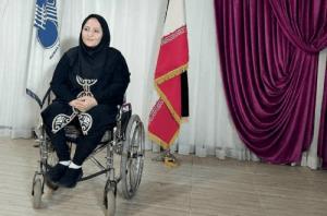 ملیحه حصارخانی، بانوی پاراوزنه برداری که مدال نقره اش را حراج کرد
