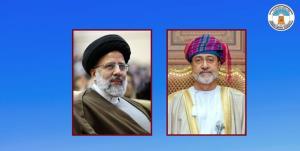سلطان عمان به رئیسی تبریک گفت