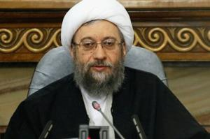 پیام تبریک آملی لاریجانی به رئیسی