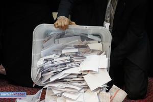 ۱۱ عضو ششمین دوره شورای شهر اردبیل مشخص شدند