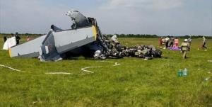 سقوط مرگبار هواپیما در سیبری 7 کشته بر جا گذاشت