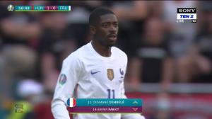 حادثه تکراری برای ستاره فرانسه