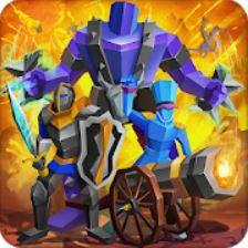 Epic Battle Simulator 2؛ به شکل منظم میدان جنگ بسازید