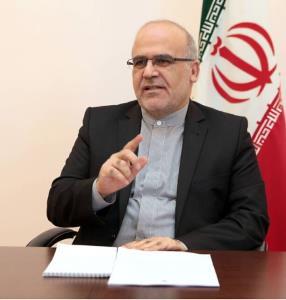 سفیر ایران در اوکراین: ان شاءالله منتخب ملت، خادم ملت باشد