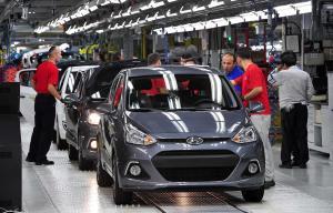 تعطیلی موقت کارخانه هیوندای در آمریکا، کمبود ریزتراشه بحران صنعت خودرو