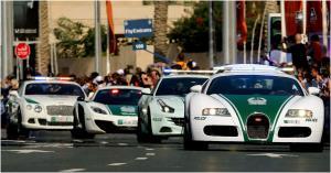 کدام کشورها سریعترین خودروهای پلیس را دارند؟