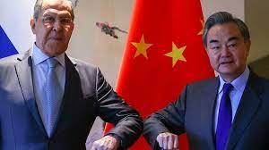 نگرانی آمریکا از روابط فزاینده روسیه با چین