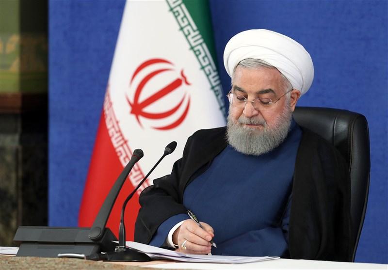 پیام رئیس جمهور خطاب به مردم ایران؛ روحانی به منتخب ملت تبریک گفت