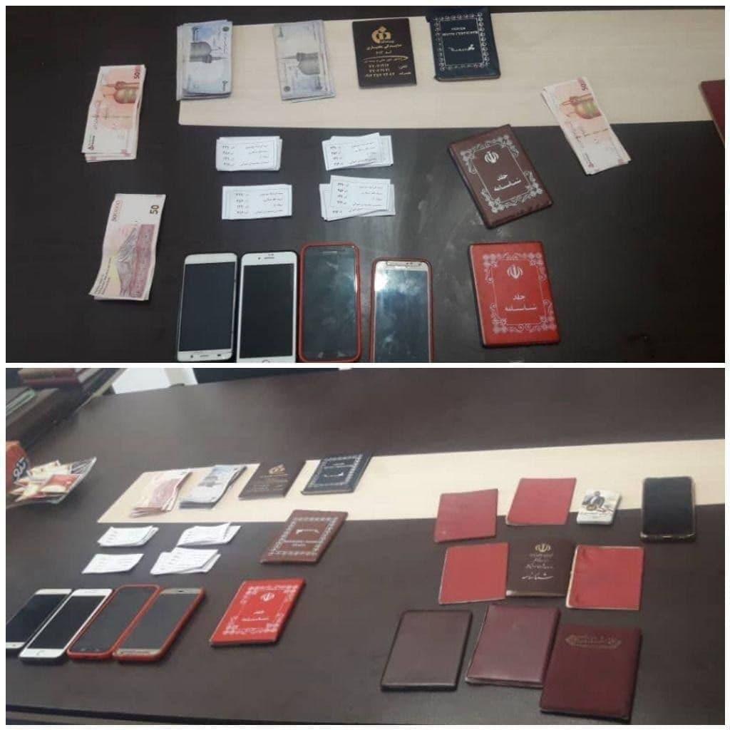 دستگیری متخلفان خرید و فروش آرا در پردیس
