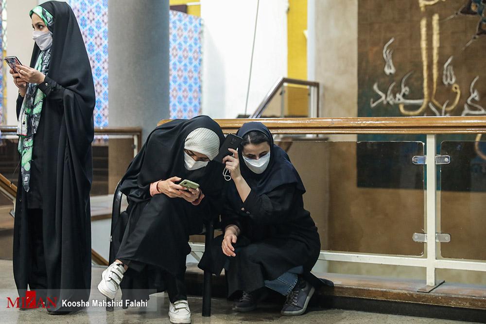عکس/ حال و هوای ستاد انتخابات کشور