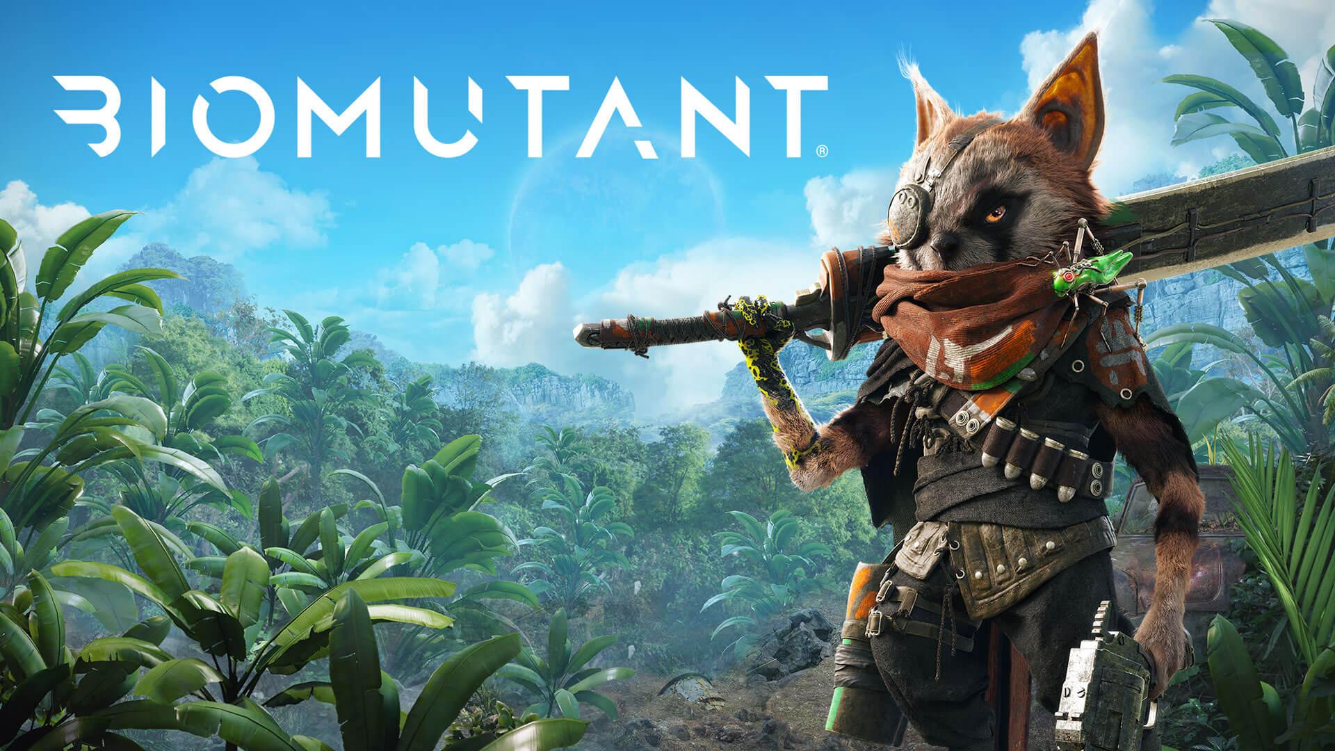 بهروزرسانی جدید بازی Biomutant به زودی منتشر میشود