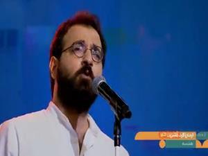 اجرای زنده خواننده چارتار در اولین حضورش در یک تاکشو