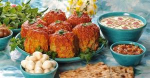 «کوفته» غذایی ساده اما بسیار خوشمزه و پرطرفدار