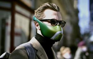 جوان تبریزی ماسک تنفسی خود درمان طراحی کرد