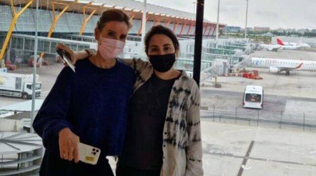 تصویری جدید از شاهدخت دوبی در اسپانیا
