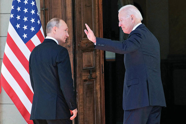روابط واشنگتن- مسکو در دوره بایدن