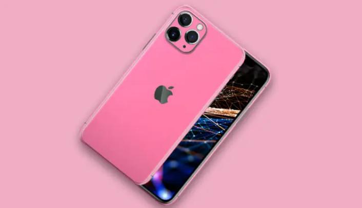 منتظر نسخه های صورتی رنگ سری آیفون 13 اپل باشیم؟