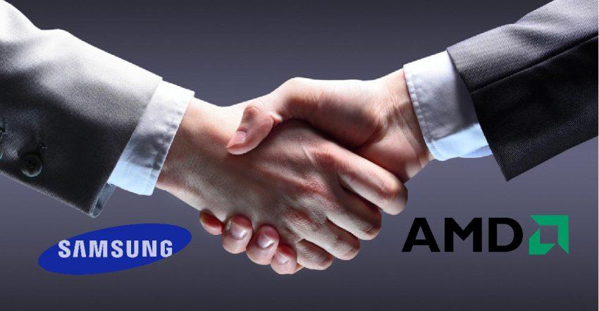 سامسونگ معرفی تراشه جدید خود مجهز به پردازنده گرافیکی AMD را به تعویق انداخت