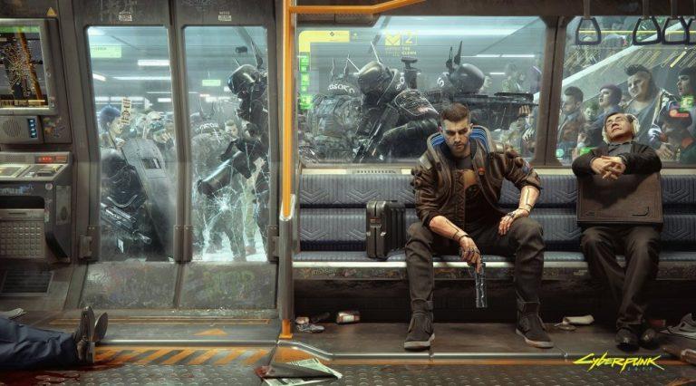 بازی Cyberpunk 2077 به فروشگاه پلی استیشن بازگشت