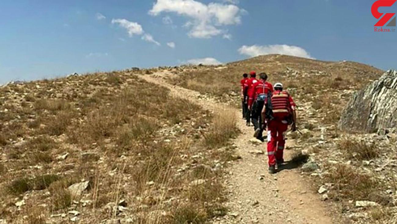 ۵ روز تلاش برای یافتن کوهنورد گمشده در ارتفاعات دارآباد تهران