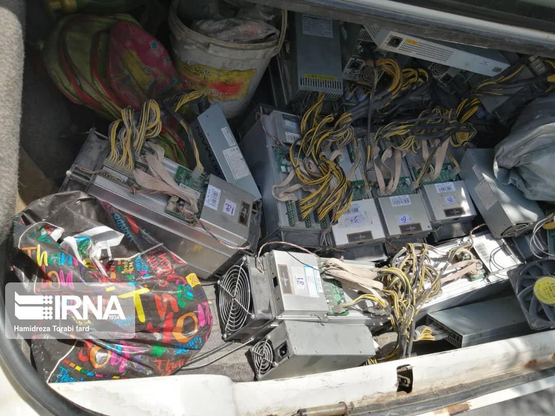 کشف ۴۲ دستگاه استخراج ارز دیجیتال در اهواز