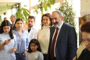 پیروزی پاشینیان در انتخابات پارلمانی ارمنستان