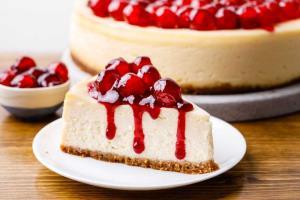 صفر تا صد «چیز کیک یخچالی» خوشمزه ویژه شب ولادت