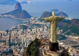 ورودی جذاب و دلنشین یکی از شهرهای برزیل