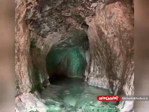 چشمه آبگرم «مرتضی علی»، پدیدهای نادر در دل کویر