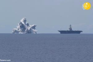 آزمایش مهیب نیروی دریایی آمریکا به عنوان زلزله ثبت شد!