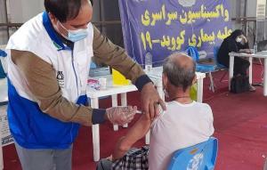 تزریق دوز دوم واکسن سینوفارم اول تیر در اهواز آغاز میشود