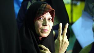 ادعای فائزه هاشمی درباره مشارکت انتخاباتی