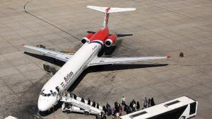 کاهش آمار پروازهای ورودی و خروجی فرودگاه اصفهان
