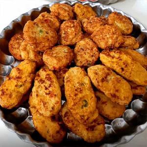 طرز تهیه کتلت مرغ به روش رستورانی