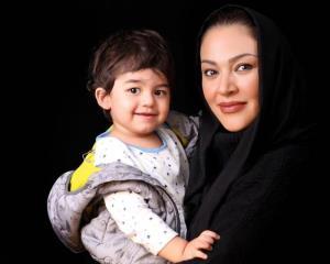 چهره ها/ تسلیت زیبا بروفه به نرگس محمدی