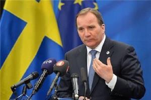 دولت سوئد سقوط کرد