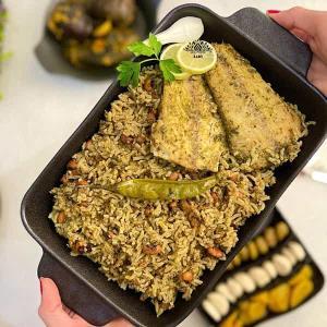 طرز تهیه «لخلاخ»، دمپخت ماهی بوشهری