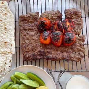 طرز تهیه کباب توری خوشمزه و مجلسی به روش سنتی کرمانی